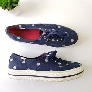 Keds for kate spade size 8